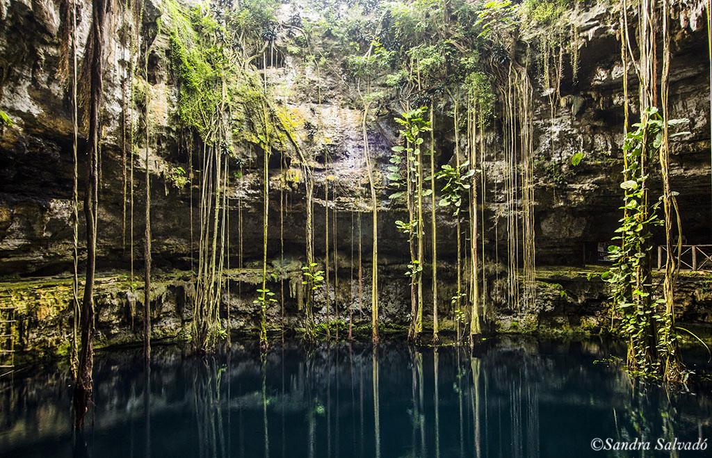 Hacienda San Lorenxo y cenote Oxman