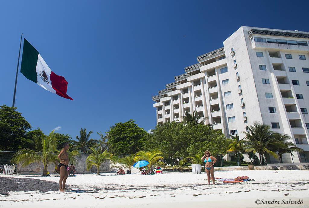 Playa Pez Volador, Cancún
