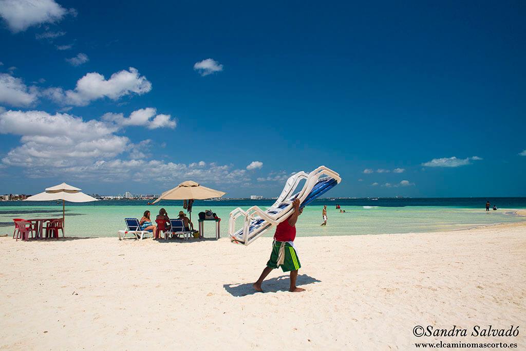 Playa Langosta, Cancún