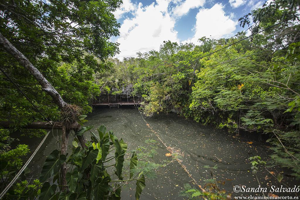 Cenote La Fatima