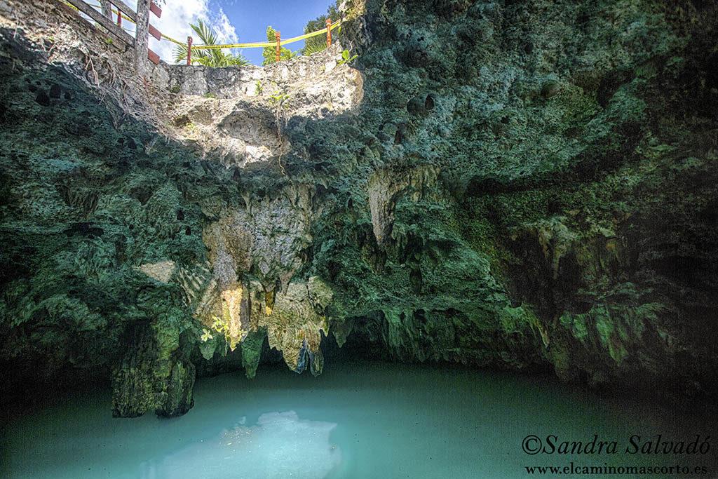 Cenote La Noria, Quintana Roo