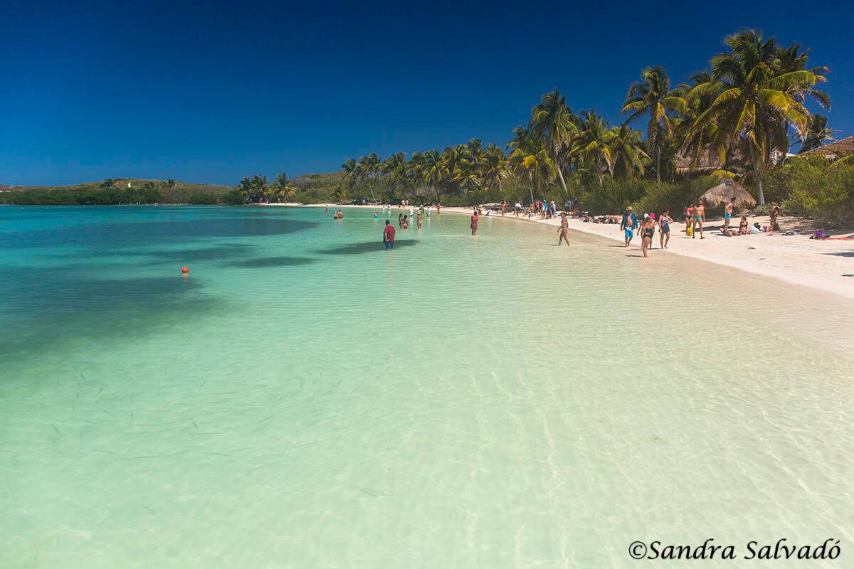 Las playas de la Riviera Maya