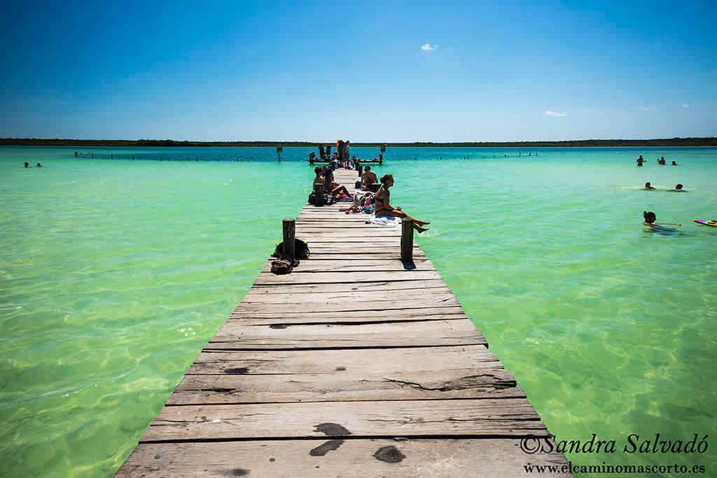 Laguna Kaan L'uum, paraíso silencioso