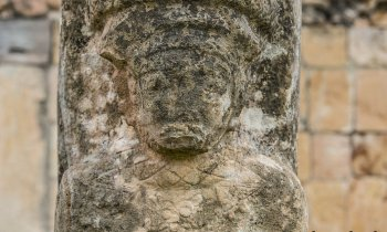 Oxkintok, el laberinto maya