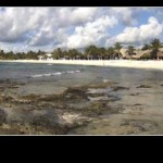 Playa Paamul, un rincón muy caribeño