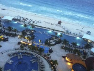 Cancún, zona hotelera
