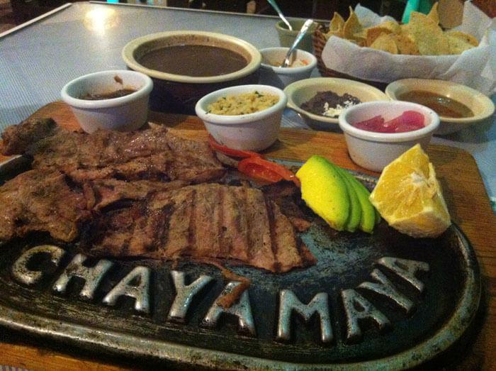 Restaurante La Chaya Maya, sabor yucateco
