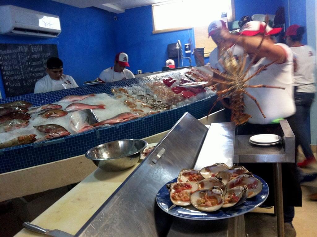 Restaurante Mar Bella, la joya del mar