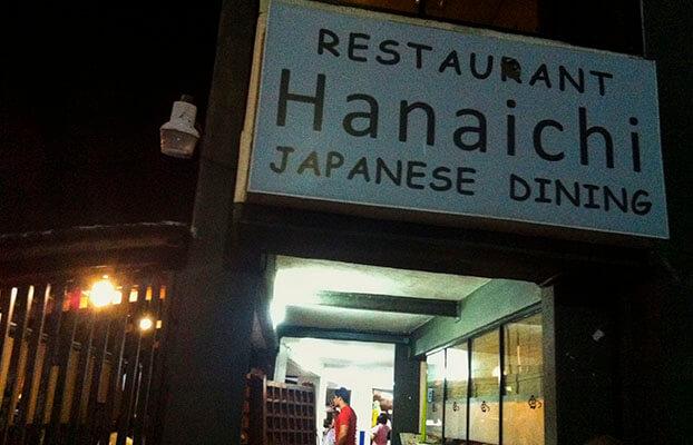 Restaurante Hanaichi
