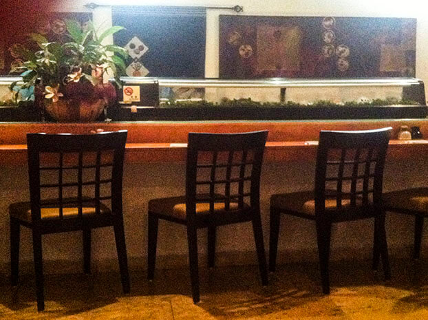 Restaurante irori