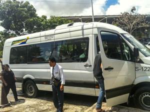 Van Playa Express