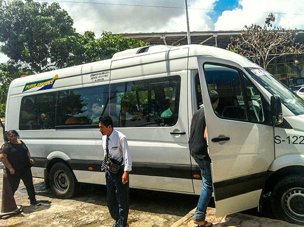 Van PlayaExpress