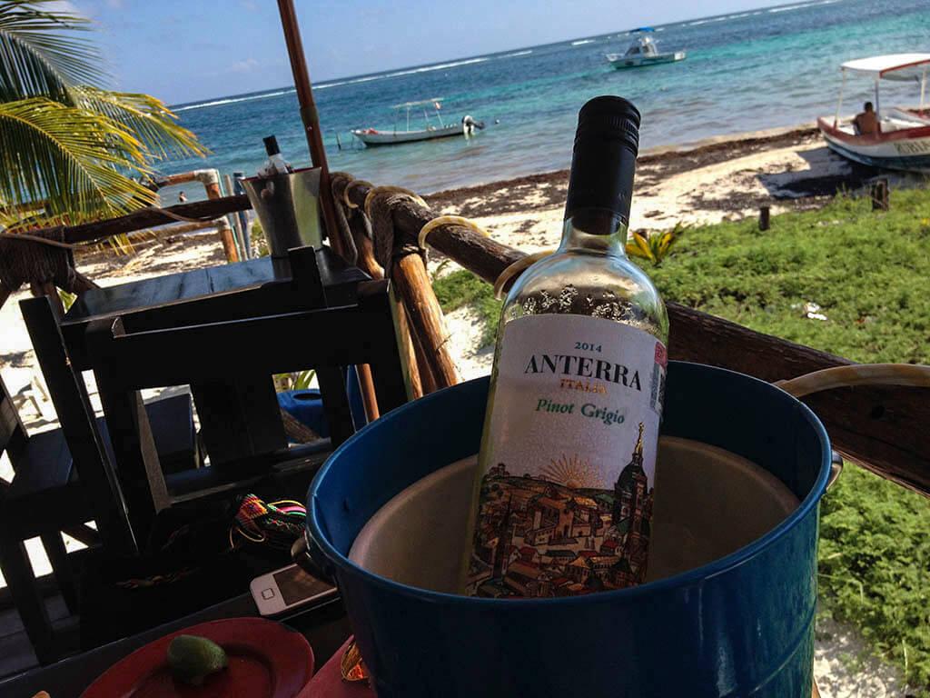 El Merkadito, sabor a mar en Puerto Morelos