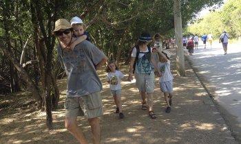 Viajar con niños en Riviera Maya
