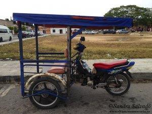 Mototaxi transportes Yucatan