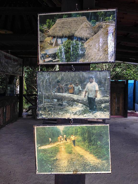 Cenote La Noria, Quintana
