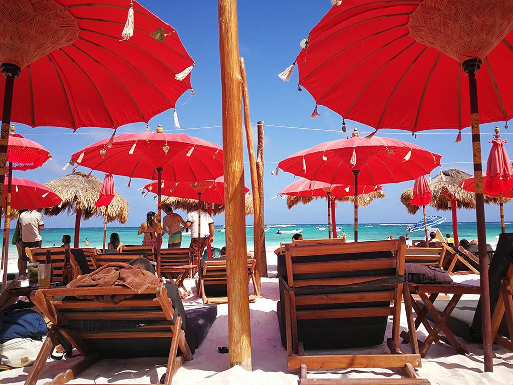 Playa Xpu-Ha, Riviera Maya