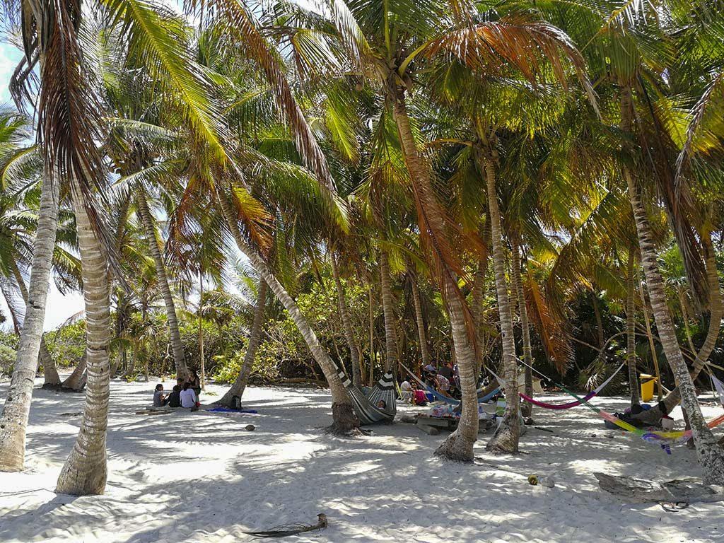 Playa Xcacel-Xcacelito