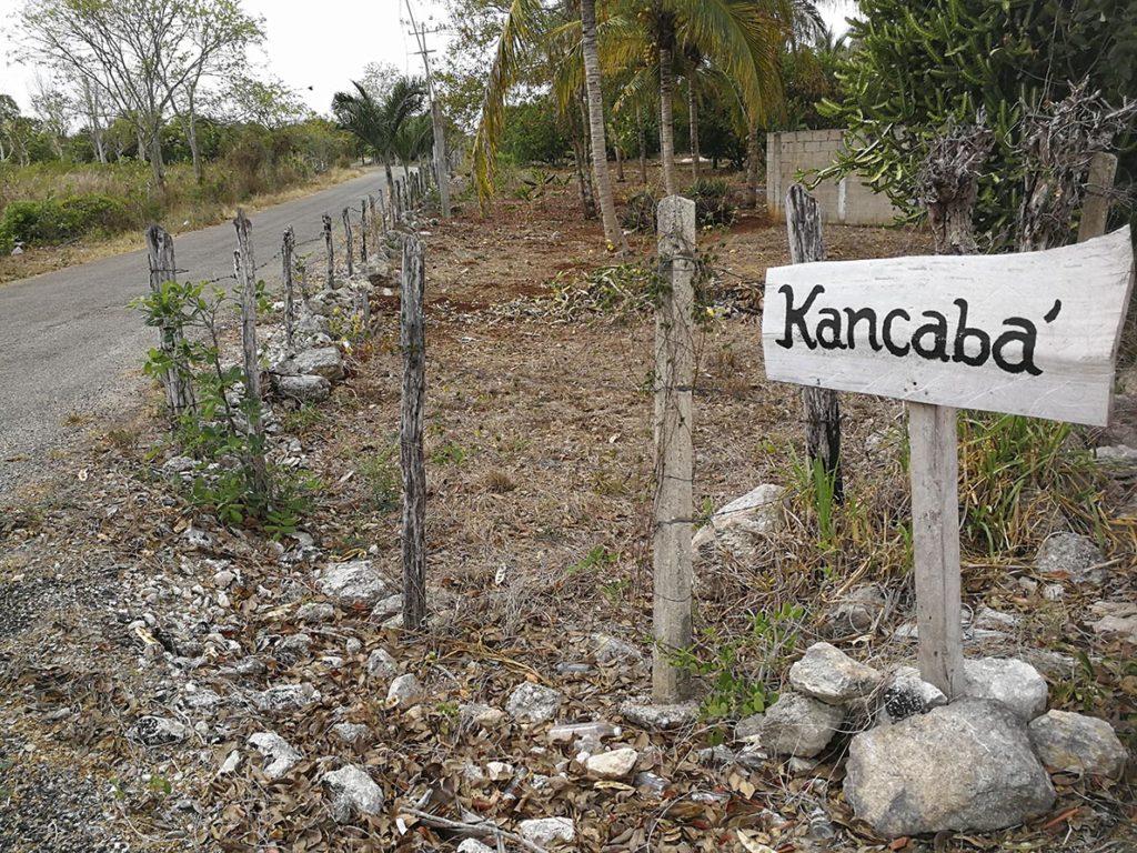 Hacienda cenote Kancaba, Espita, Yucatan