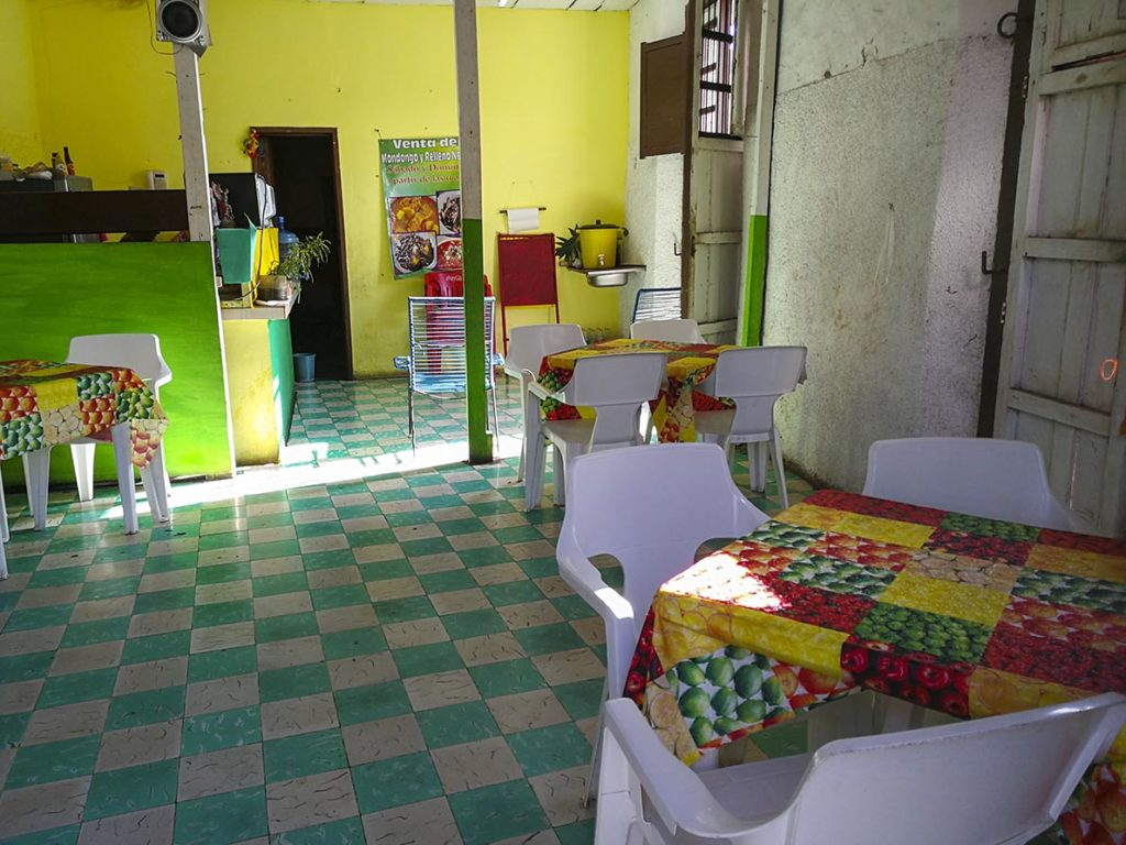 Espita, Yucatan Restaurante la Doña