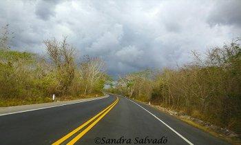 Transportes de la Península de Yucatán