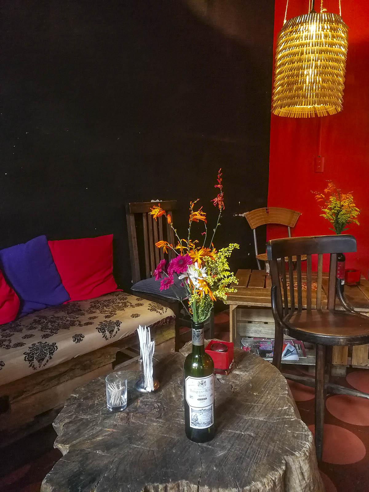 Bar restaurante El Cau, San Cristobal de las Casas