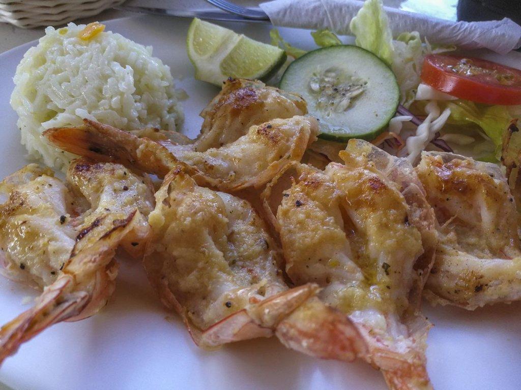 comer en Puerto Morelos