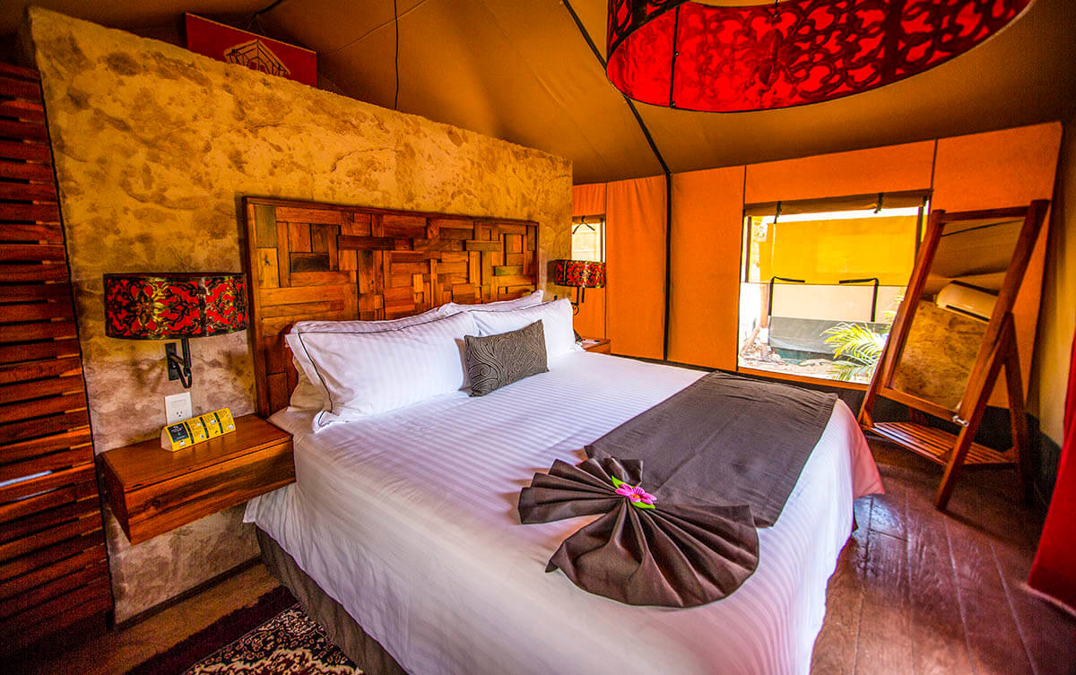 Serenity Eco Luxury Tented Camp by Xperience Hotels, Playa XpuHa, Quintana Roo