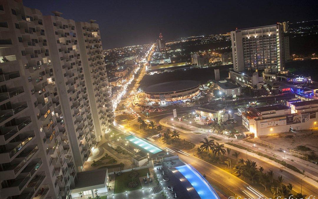 Cancún ciudad, el gran residencial del turismo