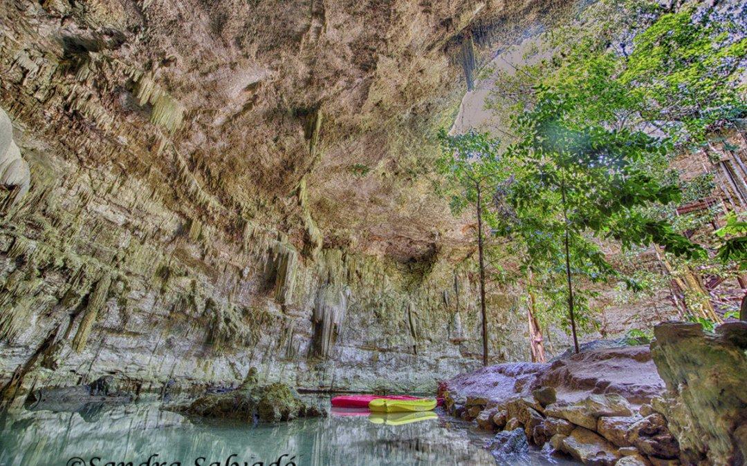 El cenote Sac aua