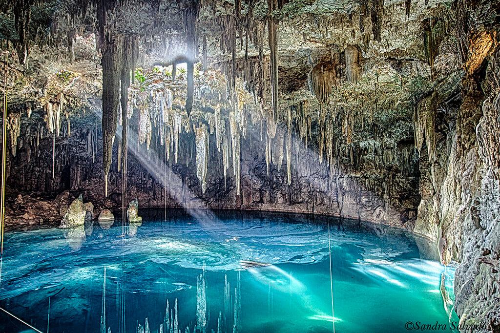 Cenote X-Ca'anajaltun, otro tesoro en el camino