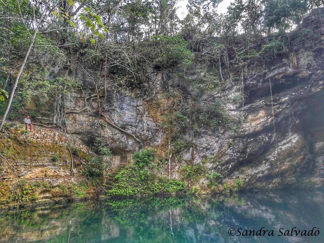 cenote Xla'Kaj, Yucatan