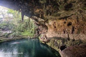 Cenote Zací, Valladolid, Yucatán