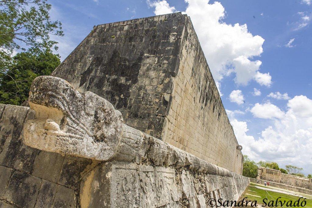 Zona arqueológica Chichén Itzá, Yucatán