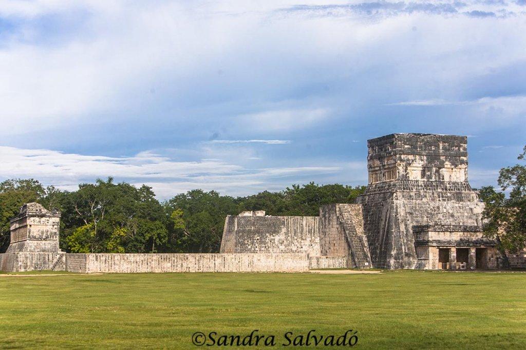 Zona arqueológica Chichén Itzá, Yucatán.