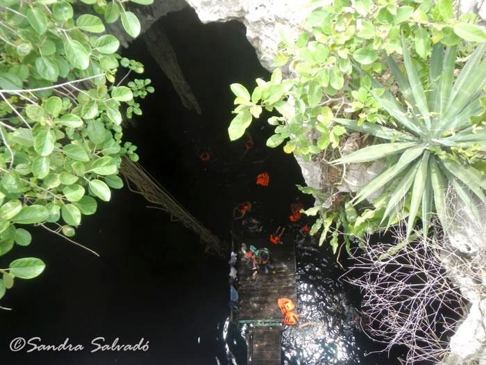 Cenotes Calcuch y Tanimax, la ciclopista de Sabacché