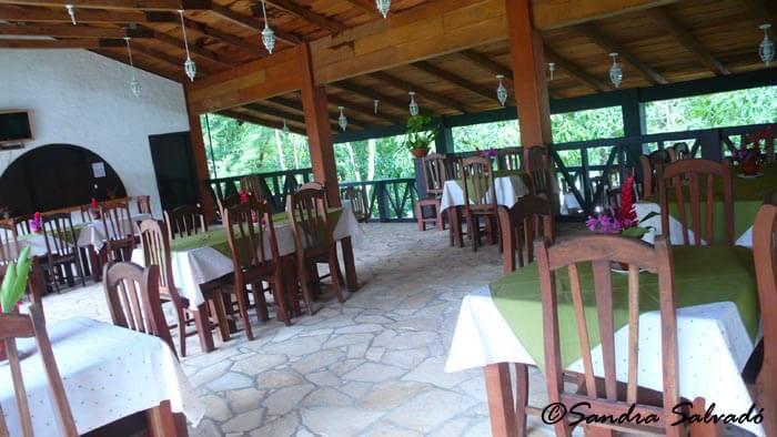 Restaurante Las Nubes, Chiapas