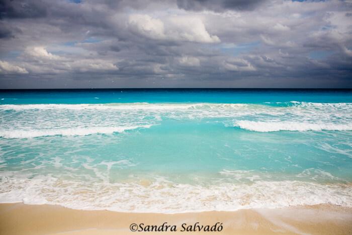 Cancun beach, Hotel Zone, Caribbean, Yucatan Peninsula, Mexico