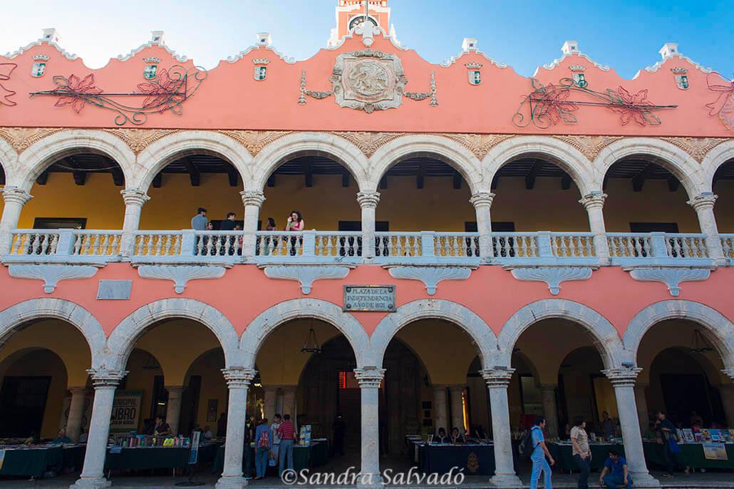 Palacio Municipal de Mérida