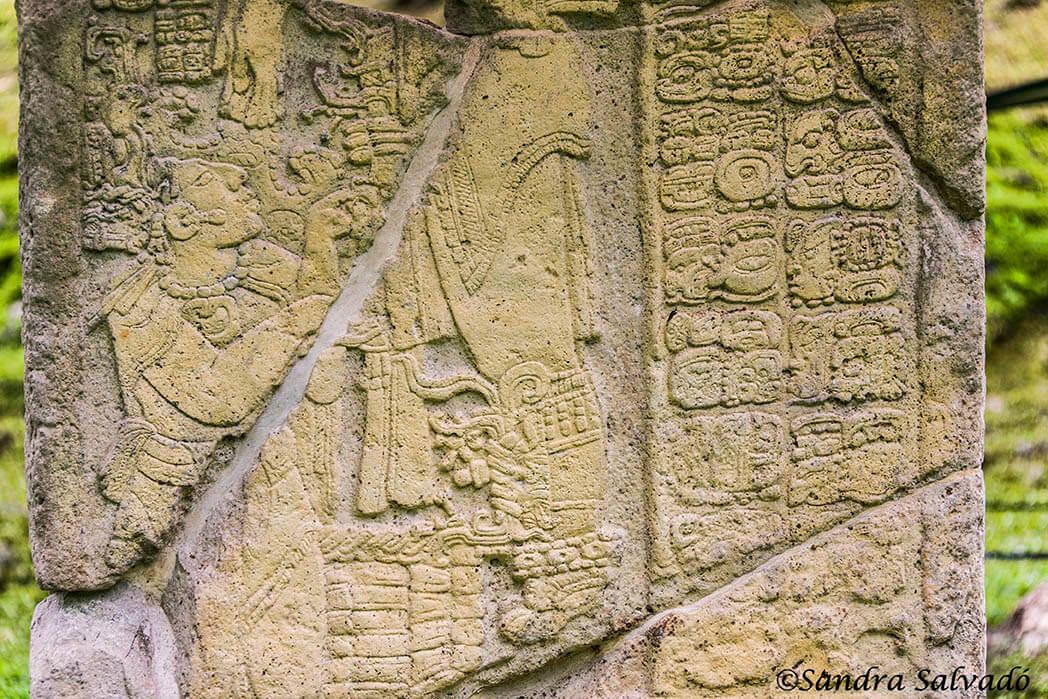 Zona arqueologica Yaxchilan, Chiapas