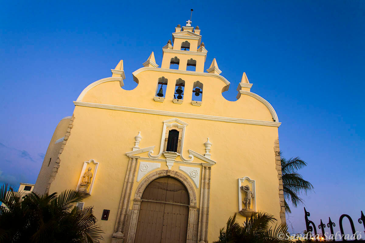 Parroquia Santiago Apóstol, Mérida, Yucatán