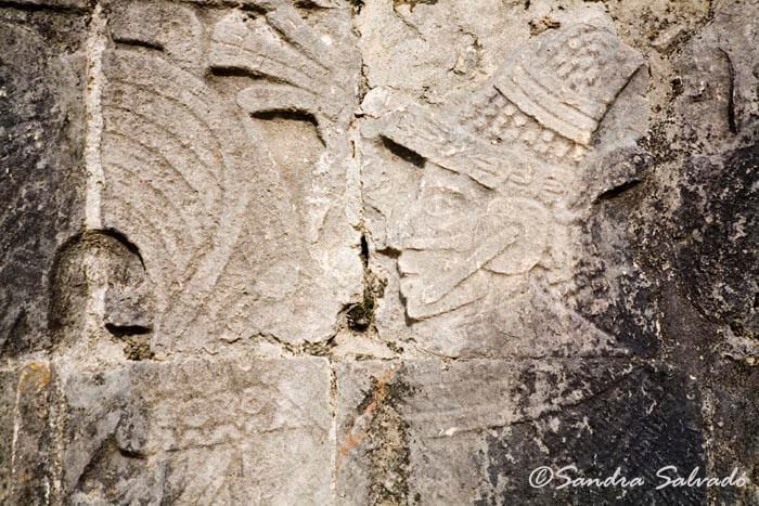Período Clásico Tardío (600-900 d. C.) Maya Tolteca El Gran Juego de Pelota