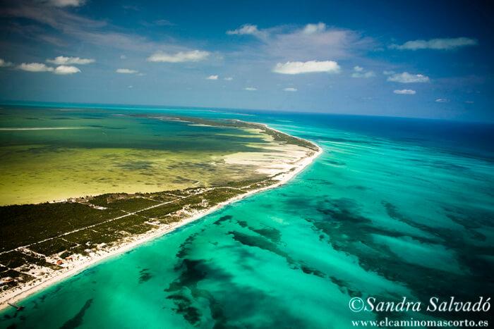 Isla Blanca, el paraíso en la costa norte caribeña