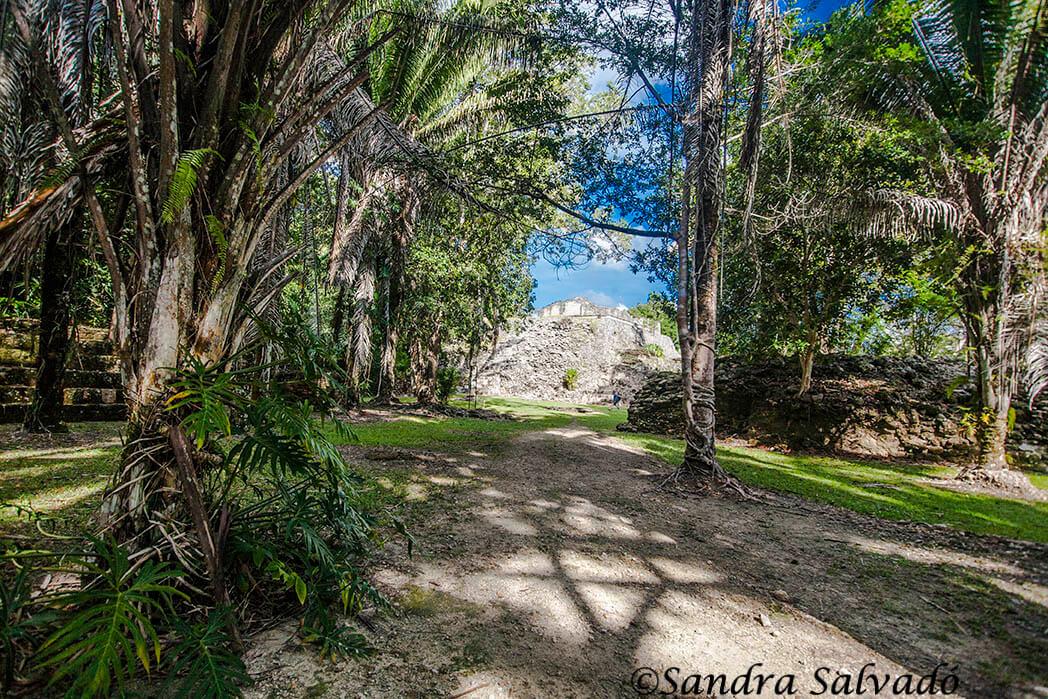 Kohunlich, la ciudad maya que enamora