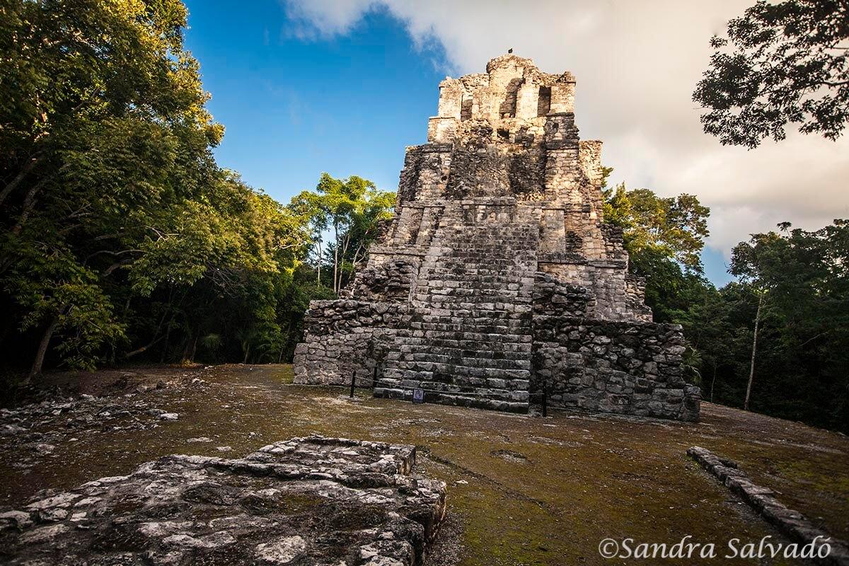 Zona arqueológica Muyil, Quintana Roo