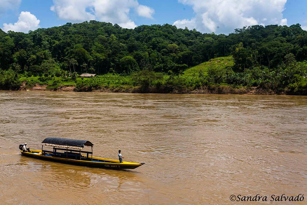Usumacinta river