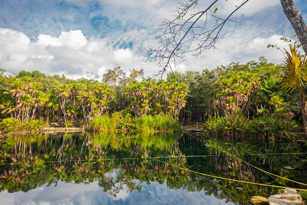 Cenote Cristal, Quintana Roo, México