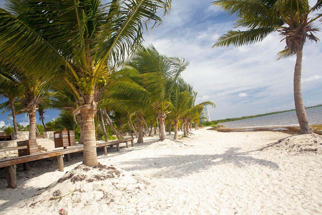 Playa Nizuc, Cancún, México