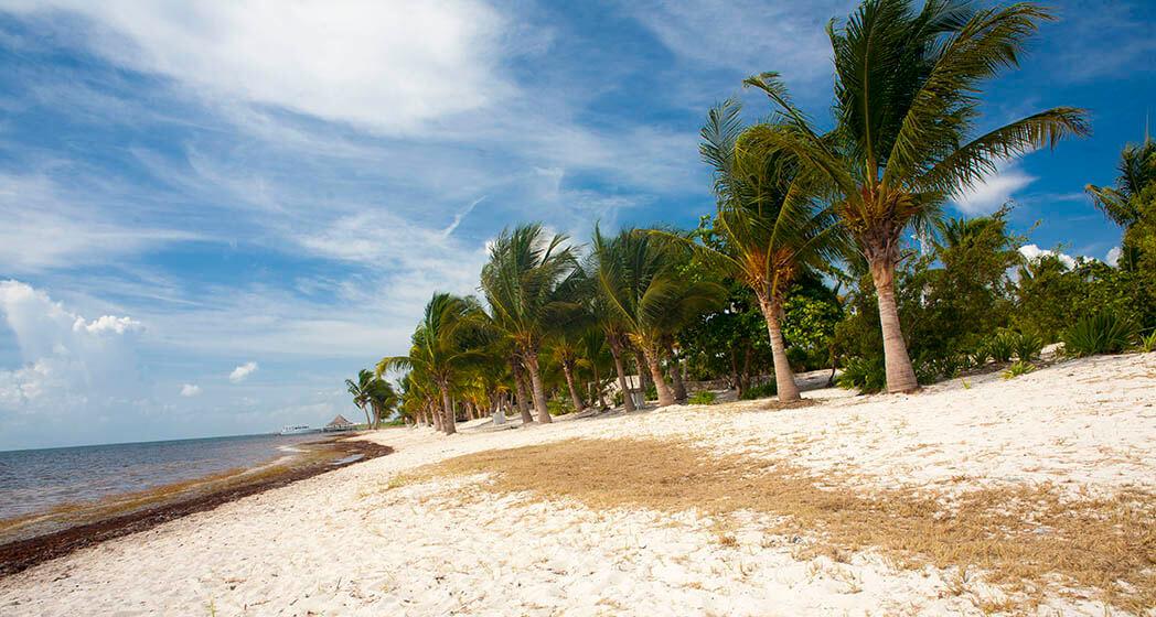 Playa Nizuc, la más desconocida de la Costa Cancún