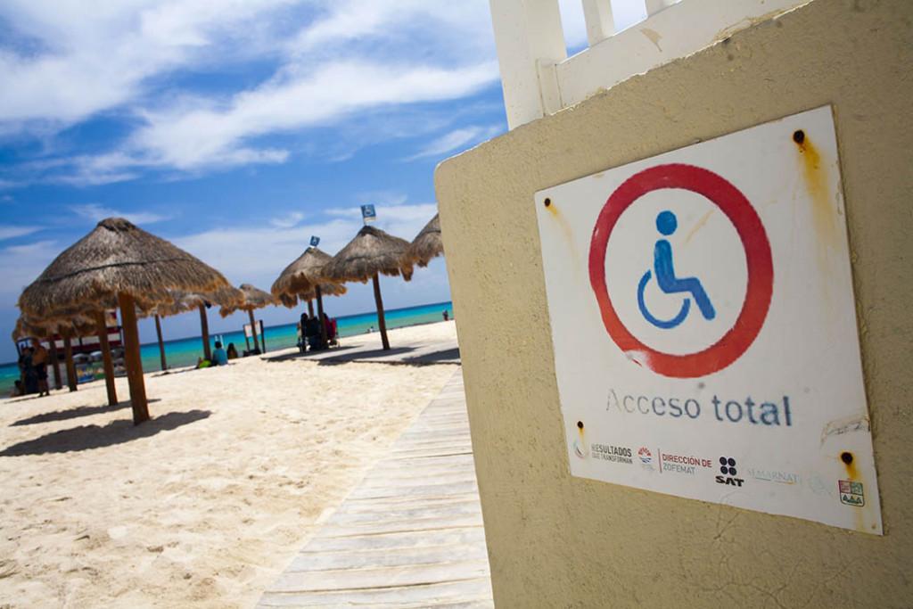 Playa Chac Mool Cancún, México
